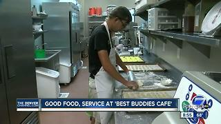 Best Buddies Cafe in Castle Rock helping empower adults with special needs - Video