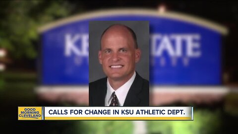 Kent State alumni, community asking for school's athletic director to step down