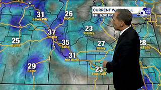 A Seasonably Cold and Dry Weekend - Video