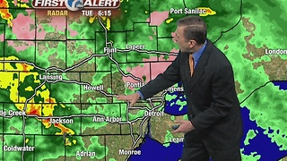 Forecast: Freezing Rain Advisory - Video