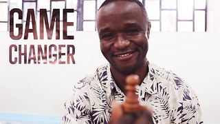 Chess for life: A way to survive in the slum - Video