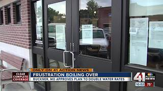 Buckner, MO votes to double some utility bills - Video