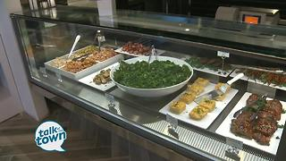 New Gourmet Market & Cafe: Caviar & Bananas - Video