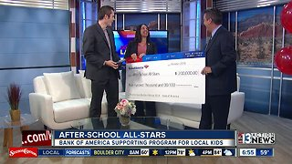 Local non-profit helping valley kids surprised with donation