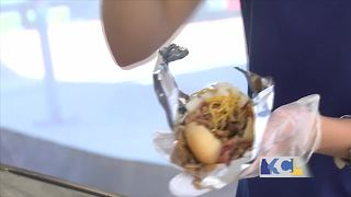 Heart of America Hot Dog Fest this weekend - Video