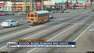 I-Team: Bay area bus drivers busted running red lights - Video