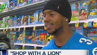 Shop with a Lion - Video