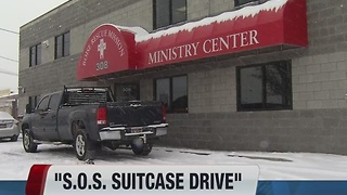 Boise Rescue Mission gets 50 prepped suitcases for customers - Video