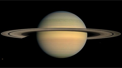 Saturn's rings reveals clues to their origins