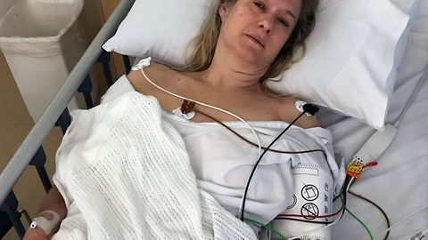 'A cookie could kill me' : Mum's warning after common 'secret ingredient' triggered near-fatal allergic reaction