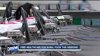 Free health for the rural poor