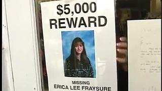 Search party looks for clues in Erica Fraysure's disappearance - Video