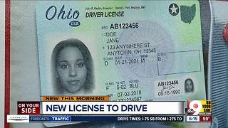 Changes coming to Ohio driver licenses