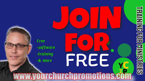 12 Key Strategies to Promote Your Next Church Event
