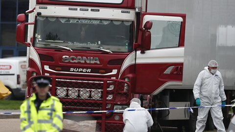 France And Belgium Arrest 26 People In Connection With Truck Deaths