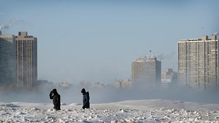 Global Warming Can Lead To Extreme Cold, Too
