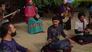 An amazing performance by the Rastak music group - Video