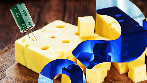 HowStuffWorks NOW: Let's Turn This Cheese Electric