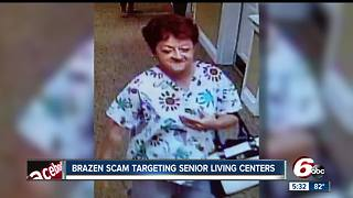Scam targets senior living communities - Video