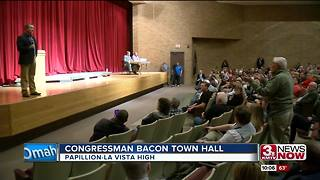 Congressman Bacon holds town hall - Video