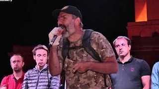 Armenian Opposition Leader Addresses Cheering Yerevan Crowd