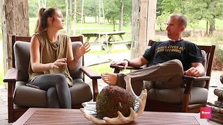 Sadie Robertson with Adam Laroche on adulthood | Rare People - Video