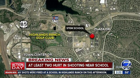 Mother of students at STEM School Highlands Ranch speaks amid shooting