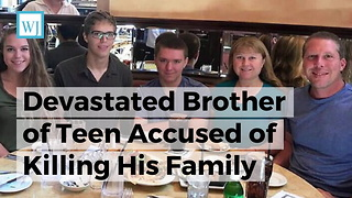 Devastated Brother of Teen Accused of Killing His Family Pens Touching Tribute to Parents and Sister - Video