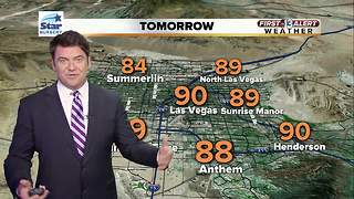 13 First Alert Weather for Thursday evening