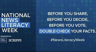 News Literacy Week: Students report the news