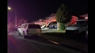 LV Fire: 2 bodies found in house fire, police investigating
