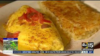 Get your grub on during Arizona Breakfast Weekend starting Thursday! - Video
