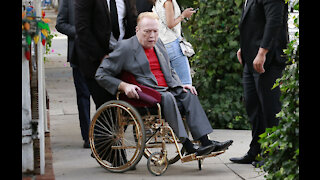 Hustler magazine's Larry Flynt passes away