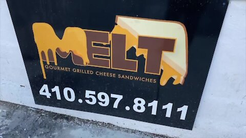 Melt in Windsor Mill wants you to know they're open