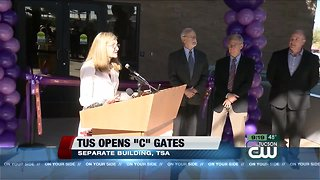 Tucson International Airport opening new gate facility