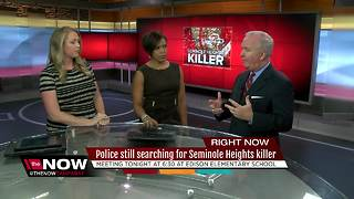 Tampa Mayor vows to catch Seminole Heights killer