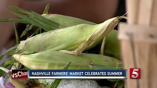 Community Farm Day Kicks Off Summer - Video