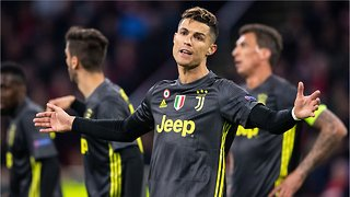 Ronaldo Scores 125th Champions League Goal
