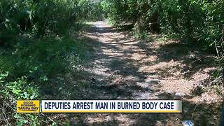 Arrest made in murder of blind woman whose body was set on fire in Bradenton - Video