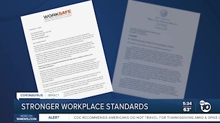 Stronger workplace standards amid pandemic proposed