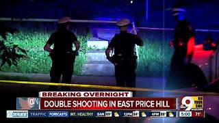 PD: 1 dead, 1 injured in shooting in East Price Hill - Video