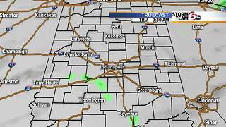 Wednesday Evening Forecast - Video
