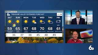 Scott Dorval's Idaho News 6 Forecast - Friday 10/30/20