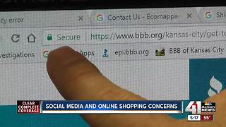 Online purchase issues double in KC