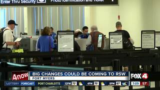 Airport expansion plans in the works at Southwest Florida International Airport - Video