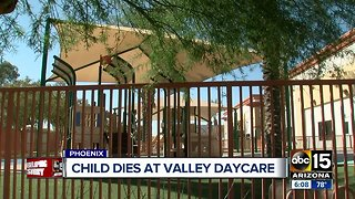 Child dies after medical incident at Valley daycare
