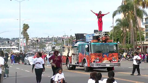 San Diego celebrates Martin Luther King Jr. at annual parade