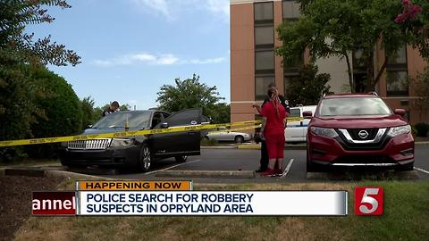 Couple Robbed Leaving Shoney's Near Opryland