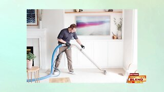 Breathe Easier with Clean Carpets