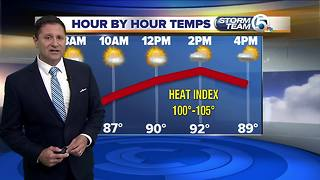 South Florida Thursday morning forecast (7/19/18) - Video